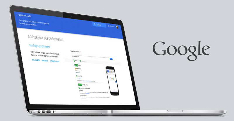Mobile Website Testing in Google Pagespeed