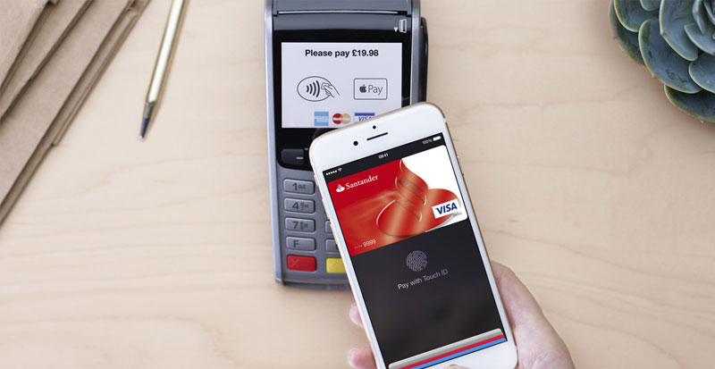 E-Commerce Websites - Square And Apple Pay