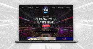 Indiana Lyons Website Preview